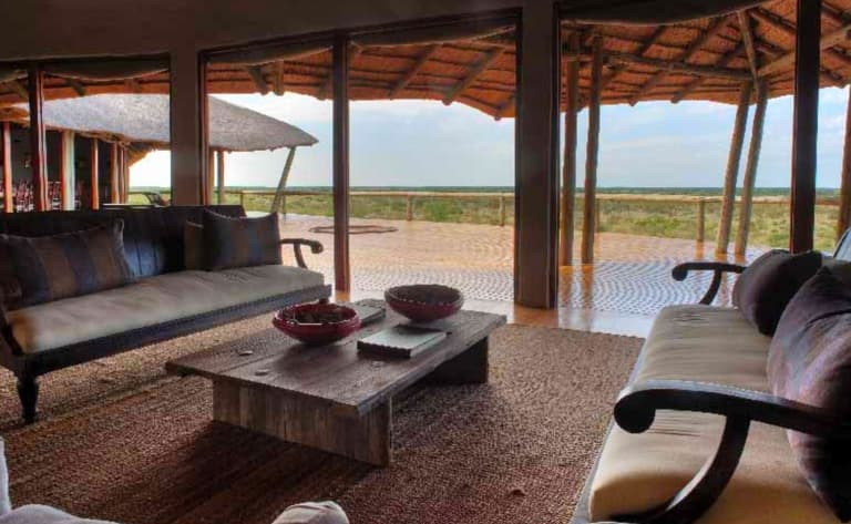Hotel Central Kalahari Game Reserve