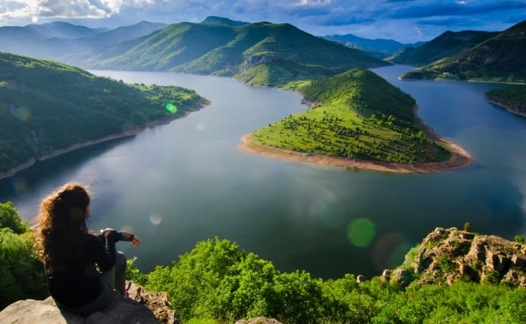 Blyde River Canyon et ses paysages spectaculaires