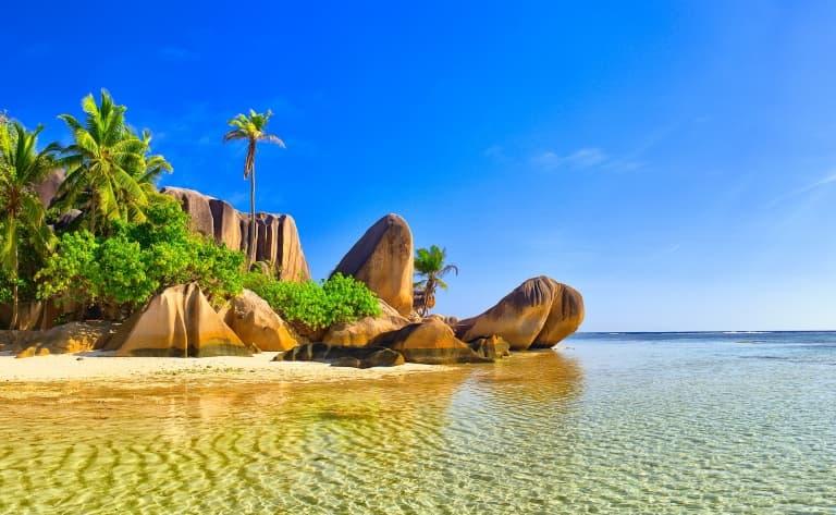 Envol vers l'archipel paradisiaque des Seychelles