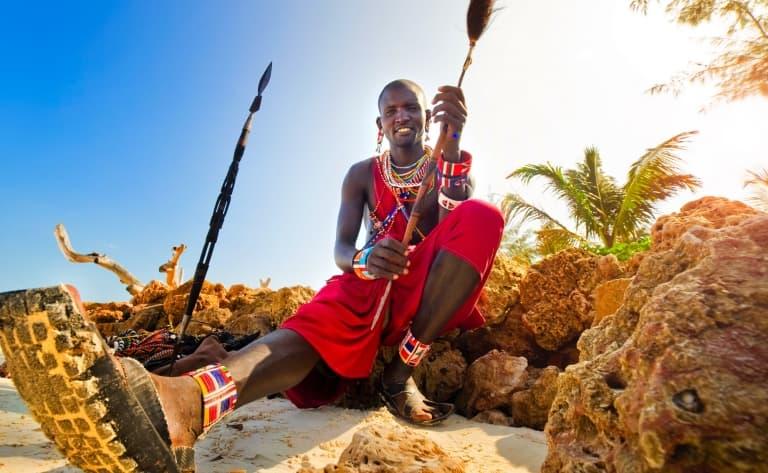 Exploration en terre Masaï