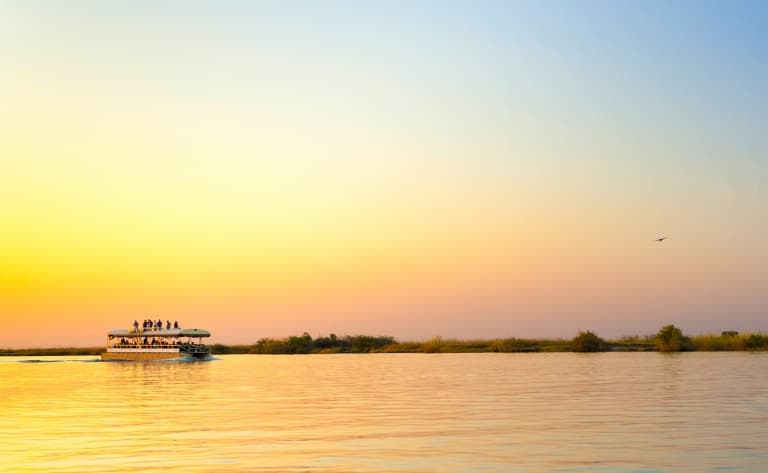 Le long du Zambèze