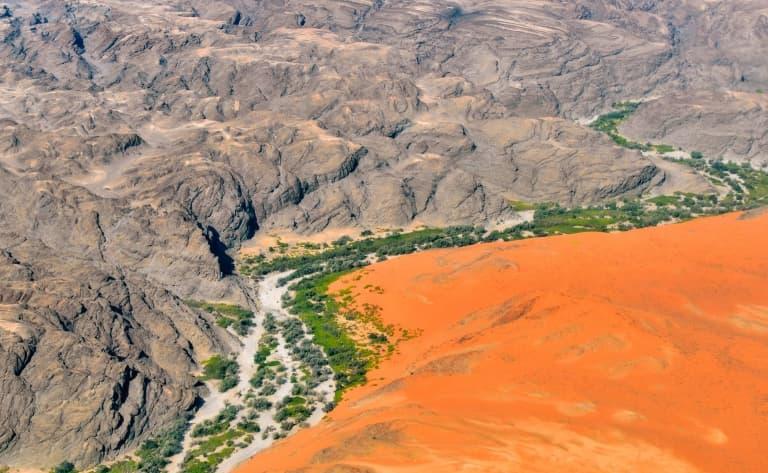 Immersion dans le Désert du Namib (400 km)