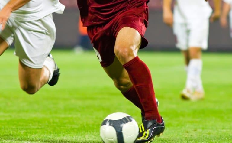 Match de foot à la Bombonera
