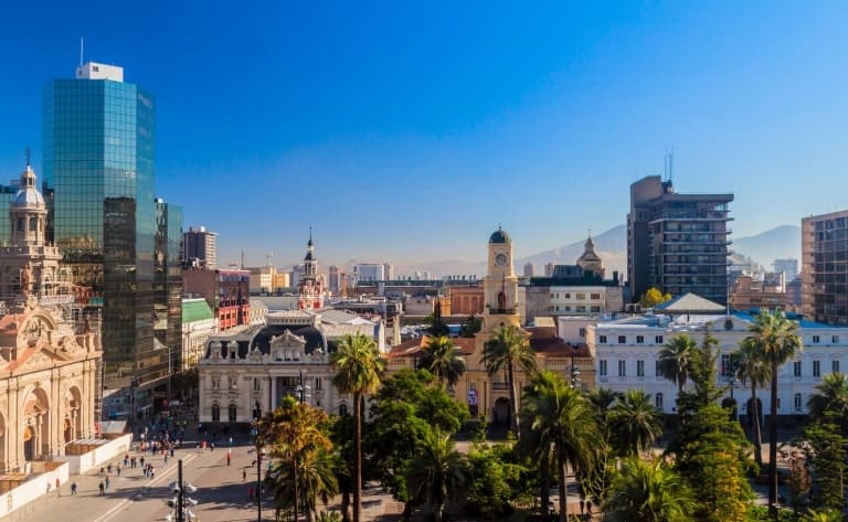 Visite de Santiago en regroupé
