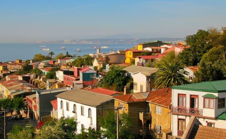 Visite de Valparaiso et Viña del Mar