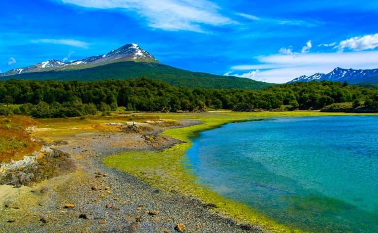 La ville la plus australe du monde : Ushuaïa