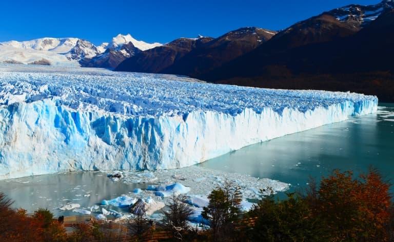 Parc national los Glaciares et son glacier Perito Moreno