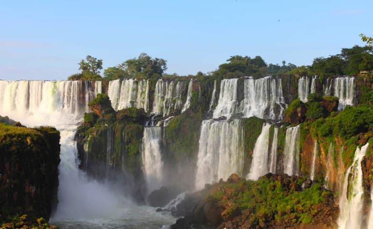 Iguazu, côté Argentin