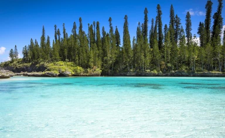 La Nouvelle Calédonie dans les terres