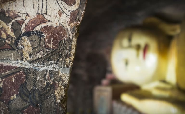 Monywa et les grottes de Po Win Taung