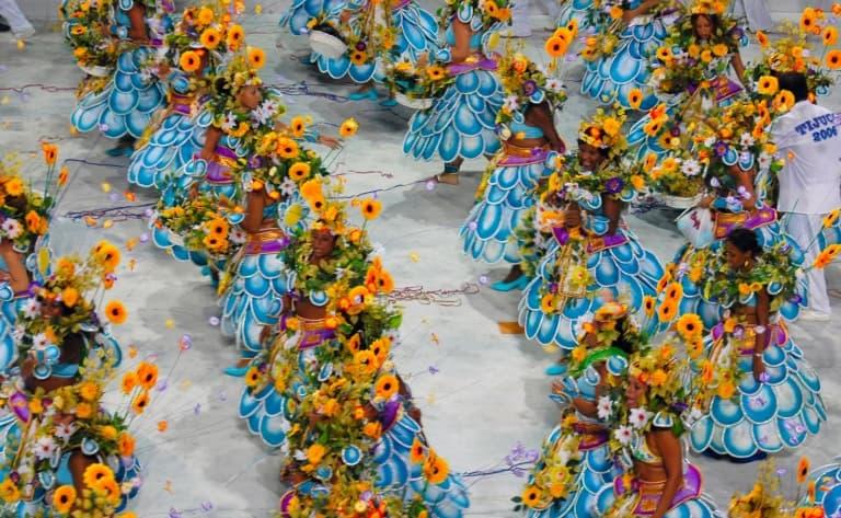 Samba et carnaval