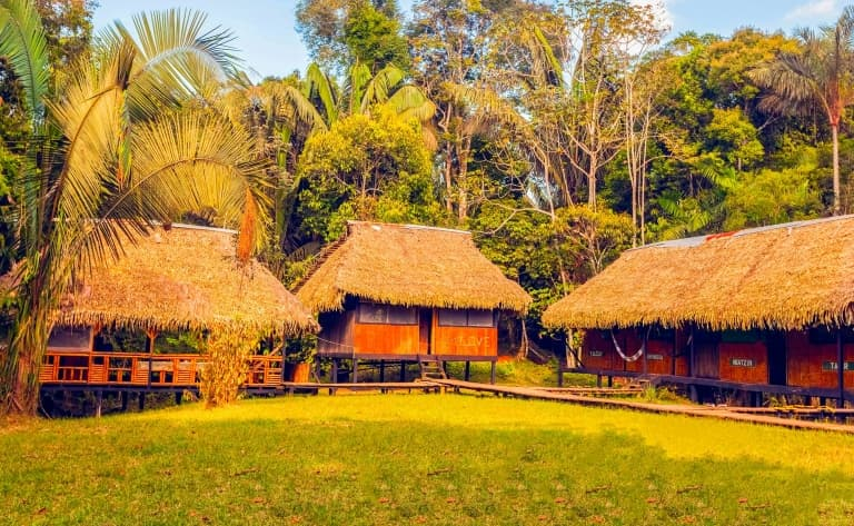Mystères d'Amazonie