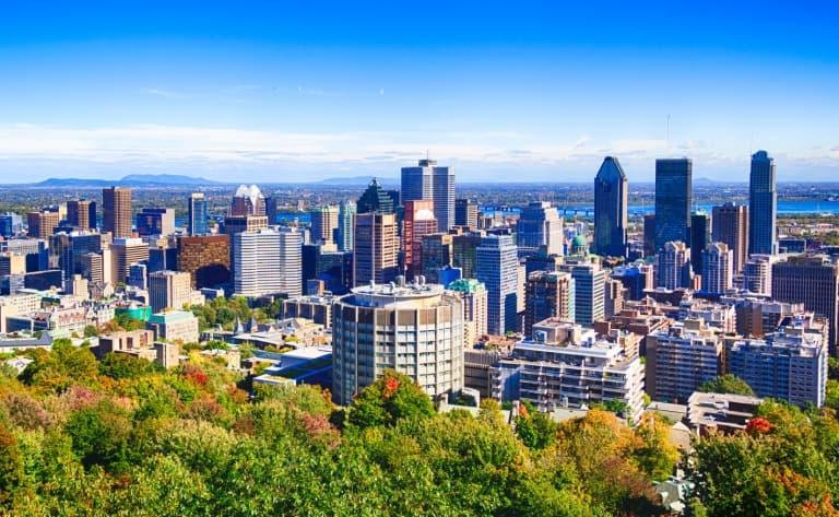 En route pour Montréal