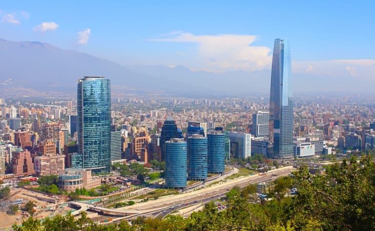 Dernière journée à Santiago et retour vers la France