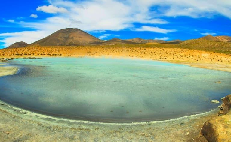 Parc national de Las Vicunas