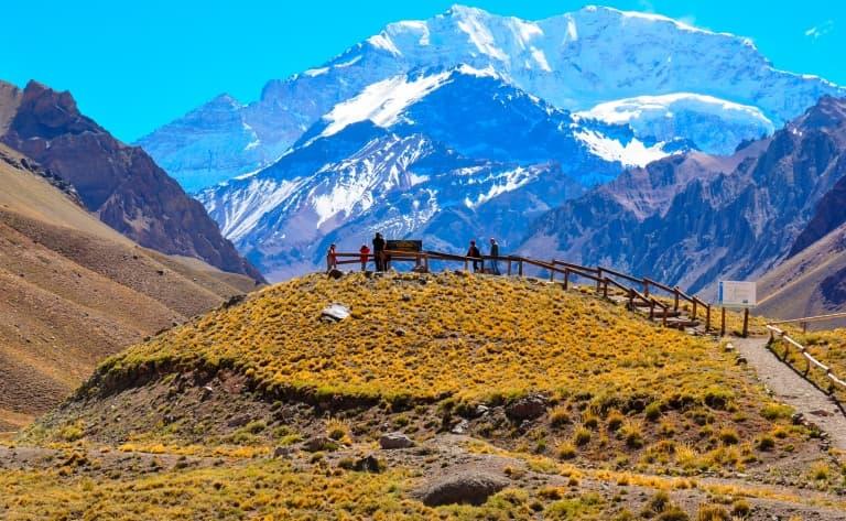 Au cœur de la Vallée d'Aconcagua