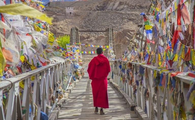 A la découverte du monastère de Tashilumpo