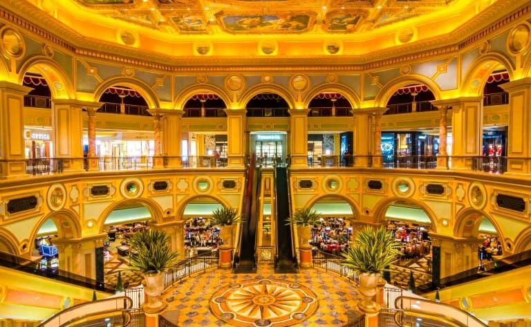 Découverte de la ville des casinos