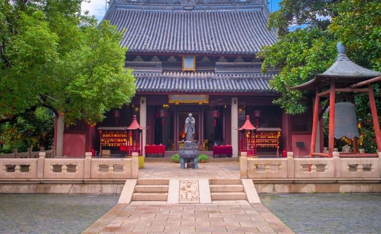 Temple de Jade, Yu Garden et la vieille ville, Musée d'art et d'histoire