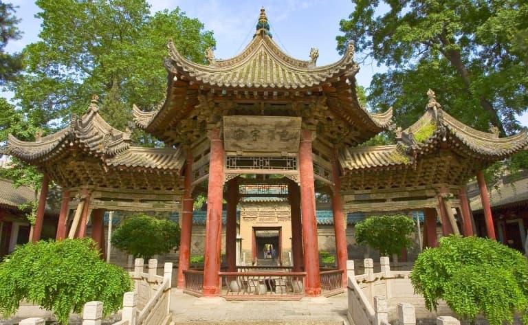 Musée d'Histoire du Shaanxi, la forêt de stèles, les remparts de Xian la Grande mosquée et le Thé