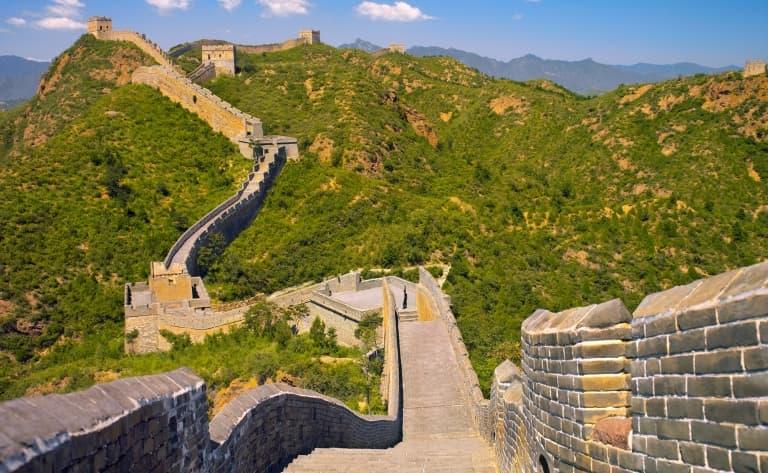 Grande Muraille et Tombeaux Ming