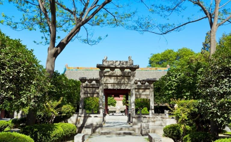 Musée d'Histoire du Shaanxi, la forêt de stèles, la Grande Mosquée et le quartier musulman, les Remparts de Xian