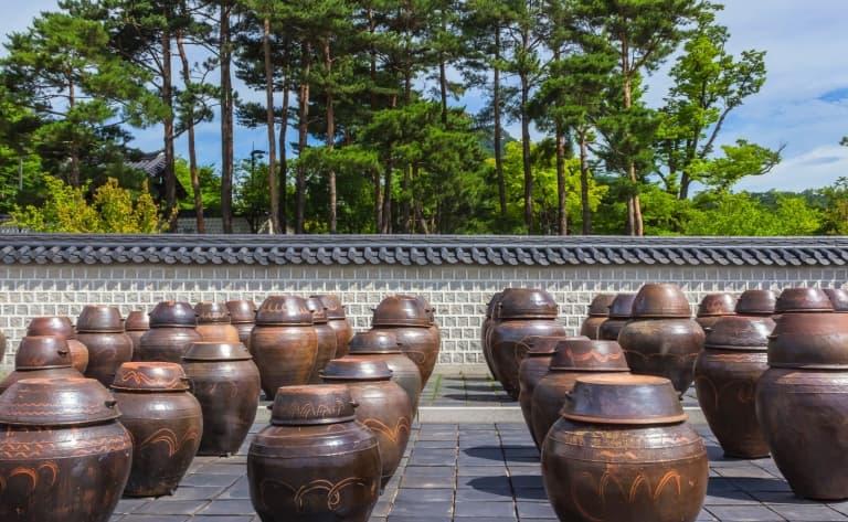 Icheon, capitale de la poterie