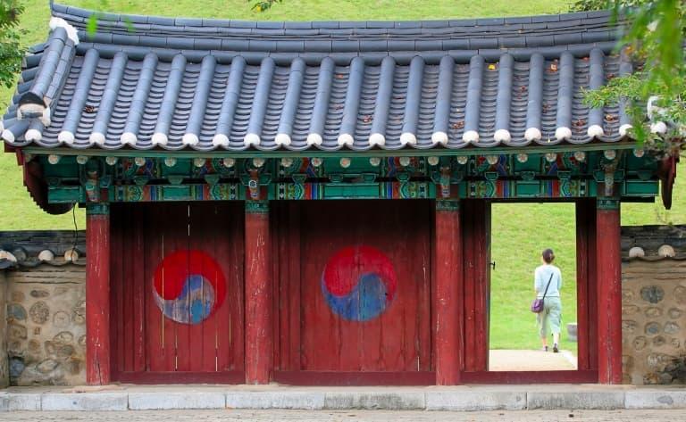 Gyeongju, ancienne capitale