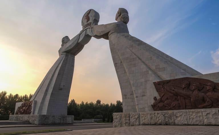 Départ de Corée du Nord vers la Chine