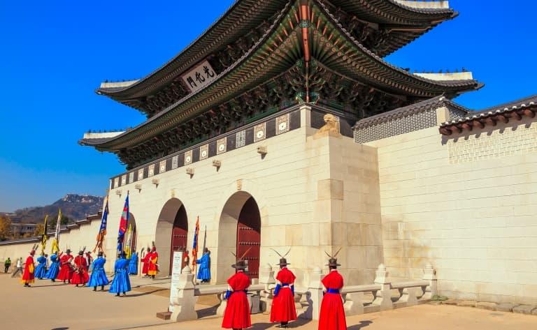 Visite de Séoul