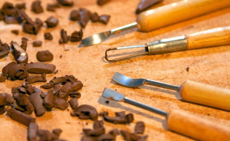 Atelier de céramique aux Pueblos Blancos