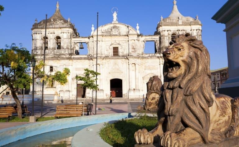 Une ville coloniale au charme authentique