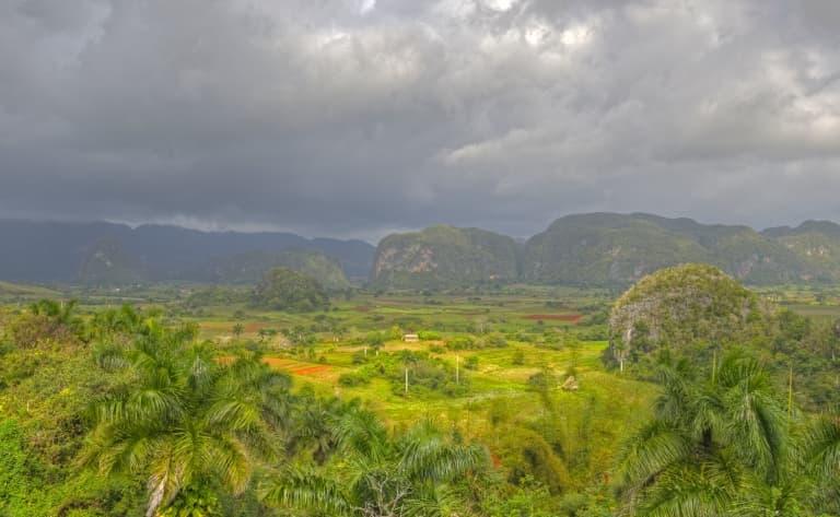 Pinar del Rio ou le Jardin de Cuba