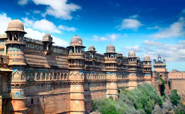 Visite de Gwalior et sa forteresse