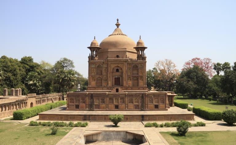 Visite de Allahabad