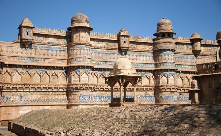 Visite du Jai Vilas Palace