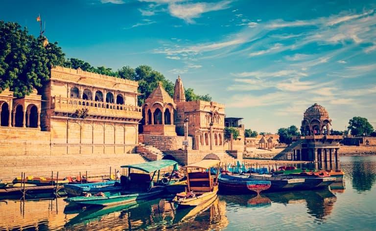 Immersion à Jaisalmer