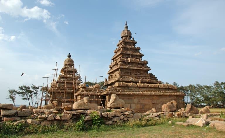 Transfert vers Mahabalipuram