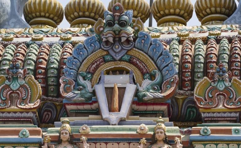 Route vers Kanchipuram