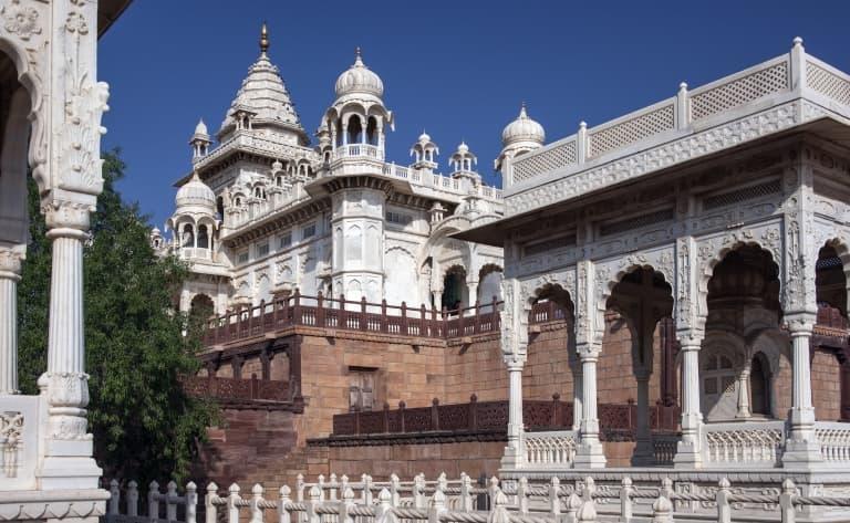 Route vers la romantique Udaipur