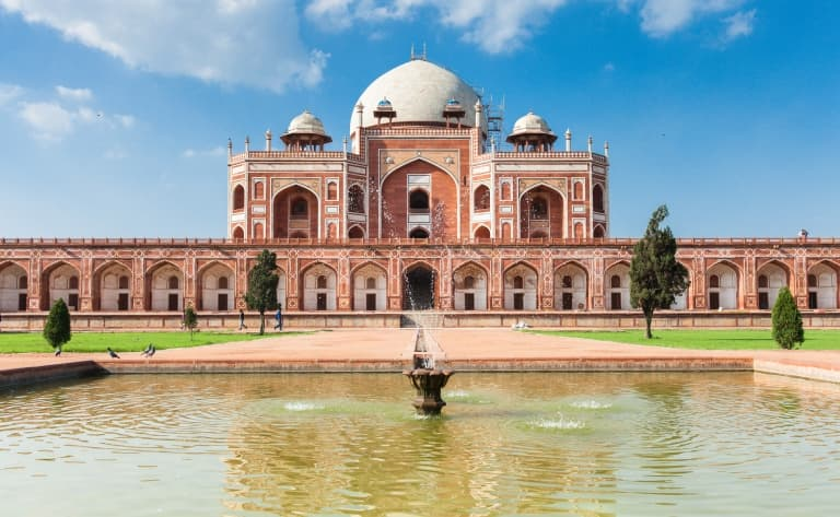 Trépidante Delhi