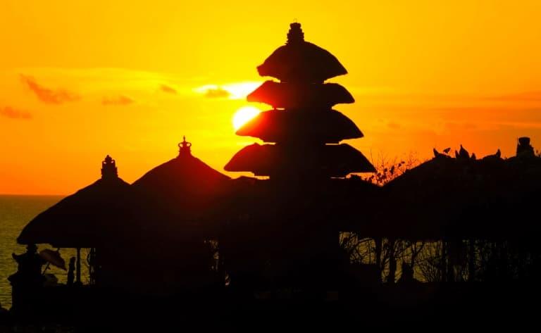 Matinée culturelle, après midi détente et visite de Tanah Lot