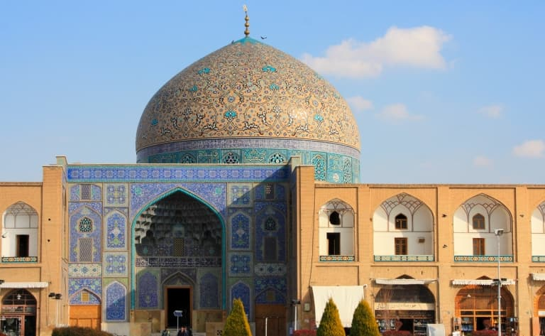"Ispahan, ""le joyau de la Perse musulman"""