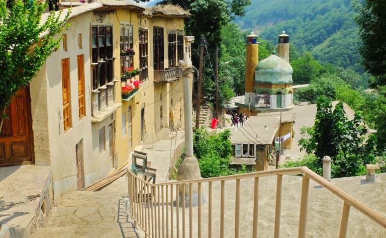 Le pittoresque village de Masouleh
