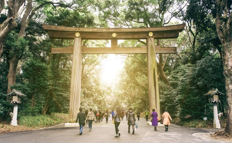 Flâneries dans Tokyo