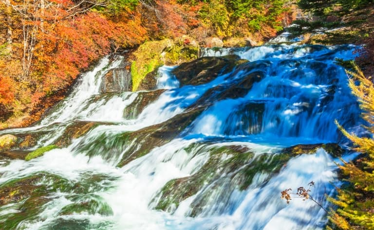 Temples, cascade Kegon, lac Chuzenji et chutes Ryuzu no Taki