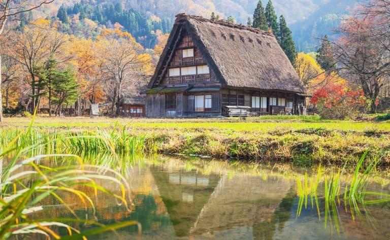Gassho-Zukuri de Shirakawa-Go
