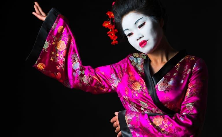 Dîner japonais avec spectacle de danse de Maiko