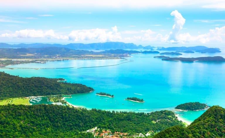 Les îles Langkawi