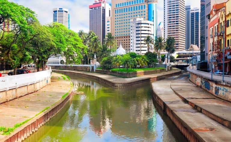 Kuala Lumpur, d'hier et d'aujourd'hui